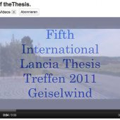 5. Thesis Treffen by Hans (original Music)